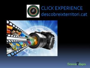 per fer click a CLICKEXPERIENCES GRAL.